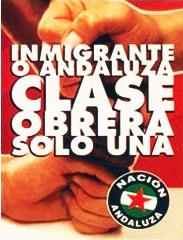 Inmigrante o andaluza una clase obrera