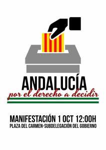 Granada, domingo 1 de octubre