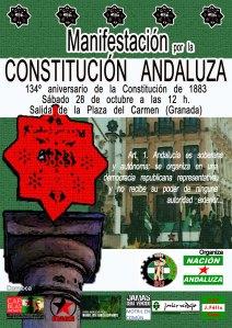 Granada, 28 de octubre. Plaza del Carmen, 12 h