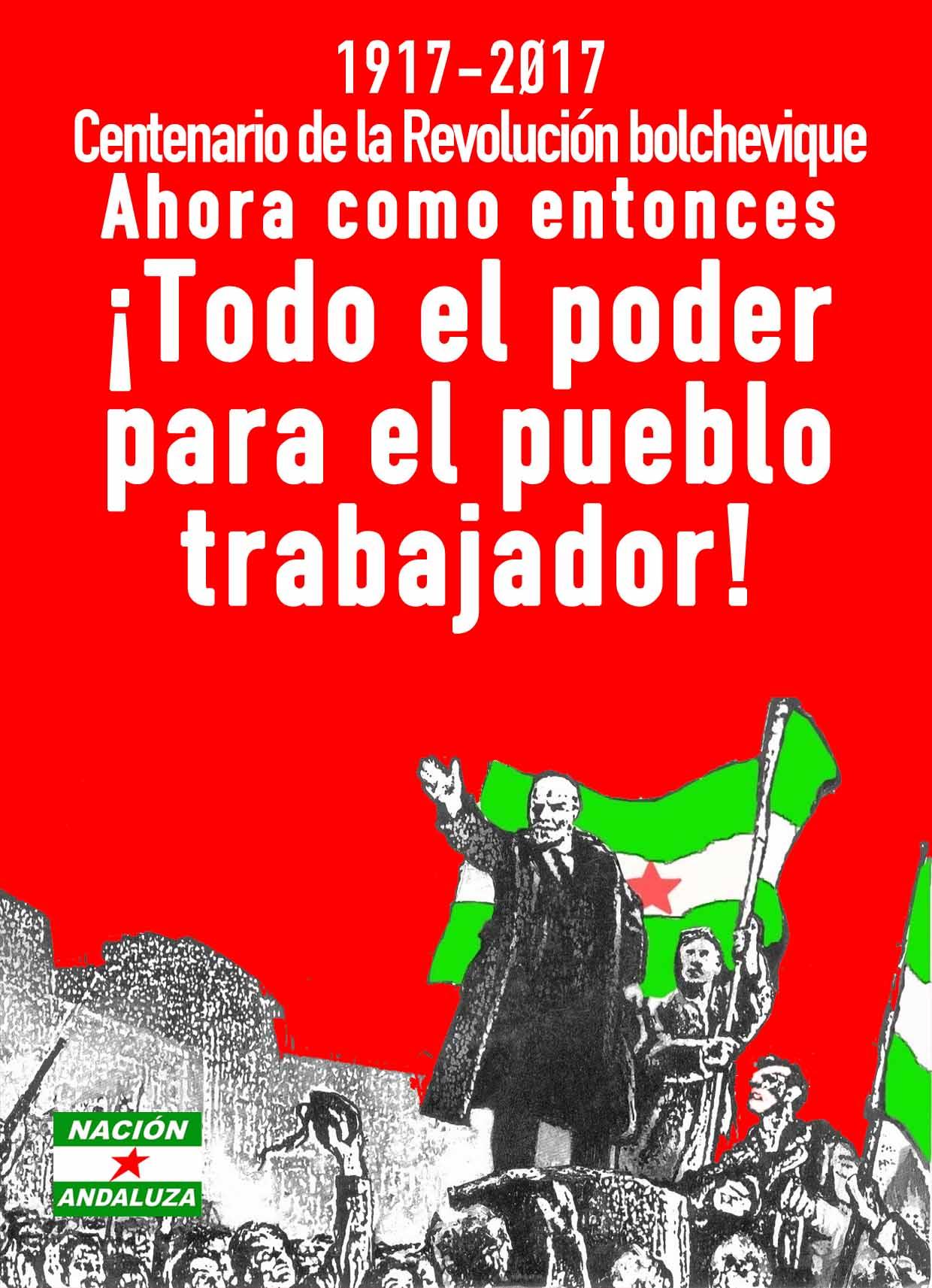(Comunicado conjunto) La Revolución Bolchevique nos marca el camino en la necesidad del internacionalismo proletario y de la vía revolucionaria