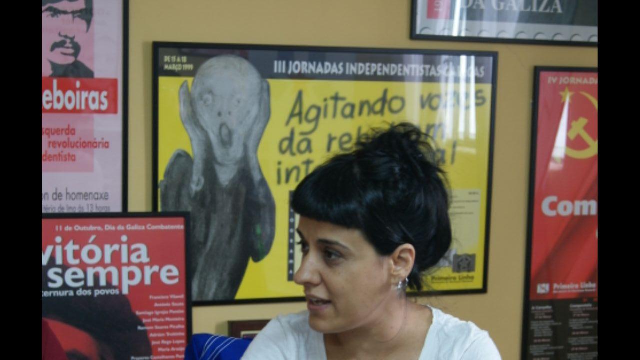 (Comunicado conjunto)Con Anna Gabriel y su insobornable compromiso con la causa de la República Catalana