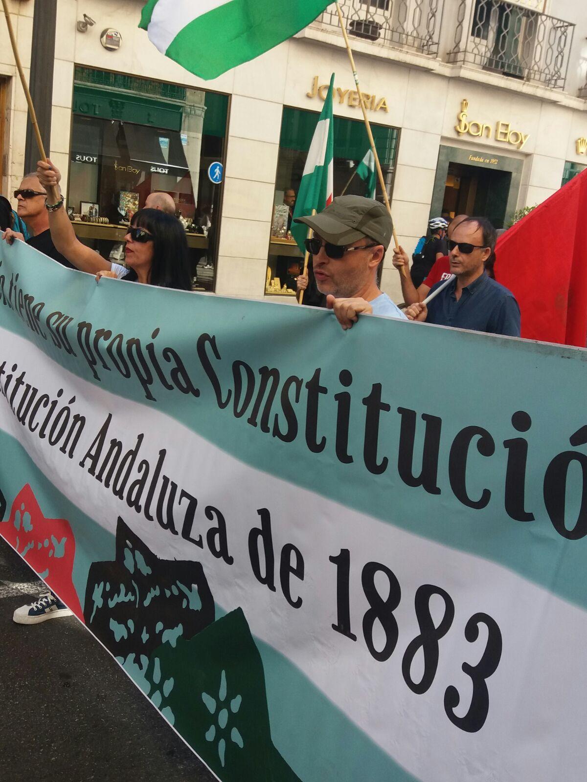 Nación Andaluza ante los resultados del 26M ¡Seguir construyendo contrapoder popular andaluz!