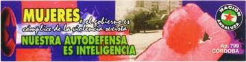 25N: Nación Andaluza contra la violencia machista