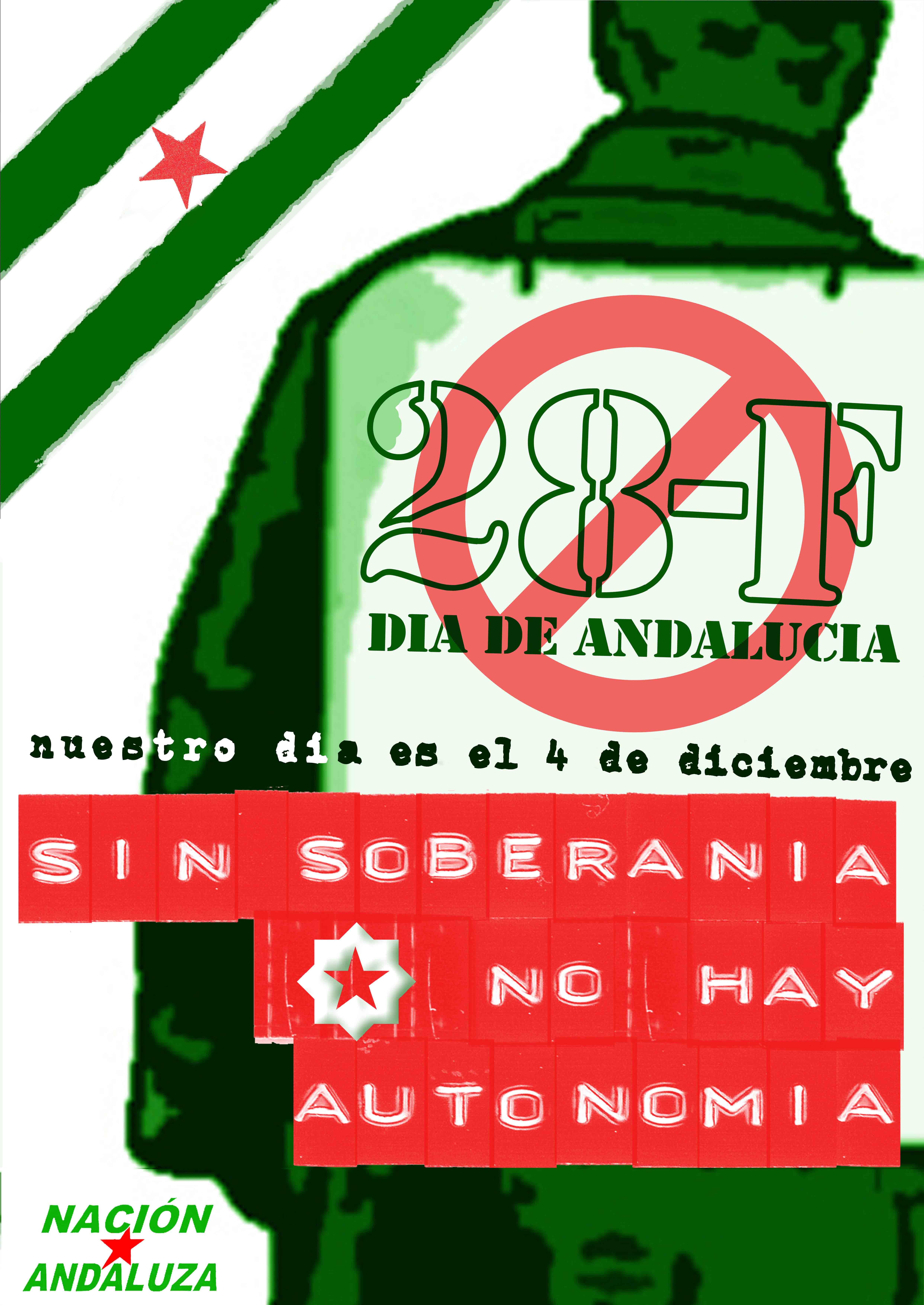 28-F: Día de la dependencia de Andalucía