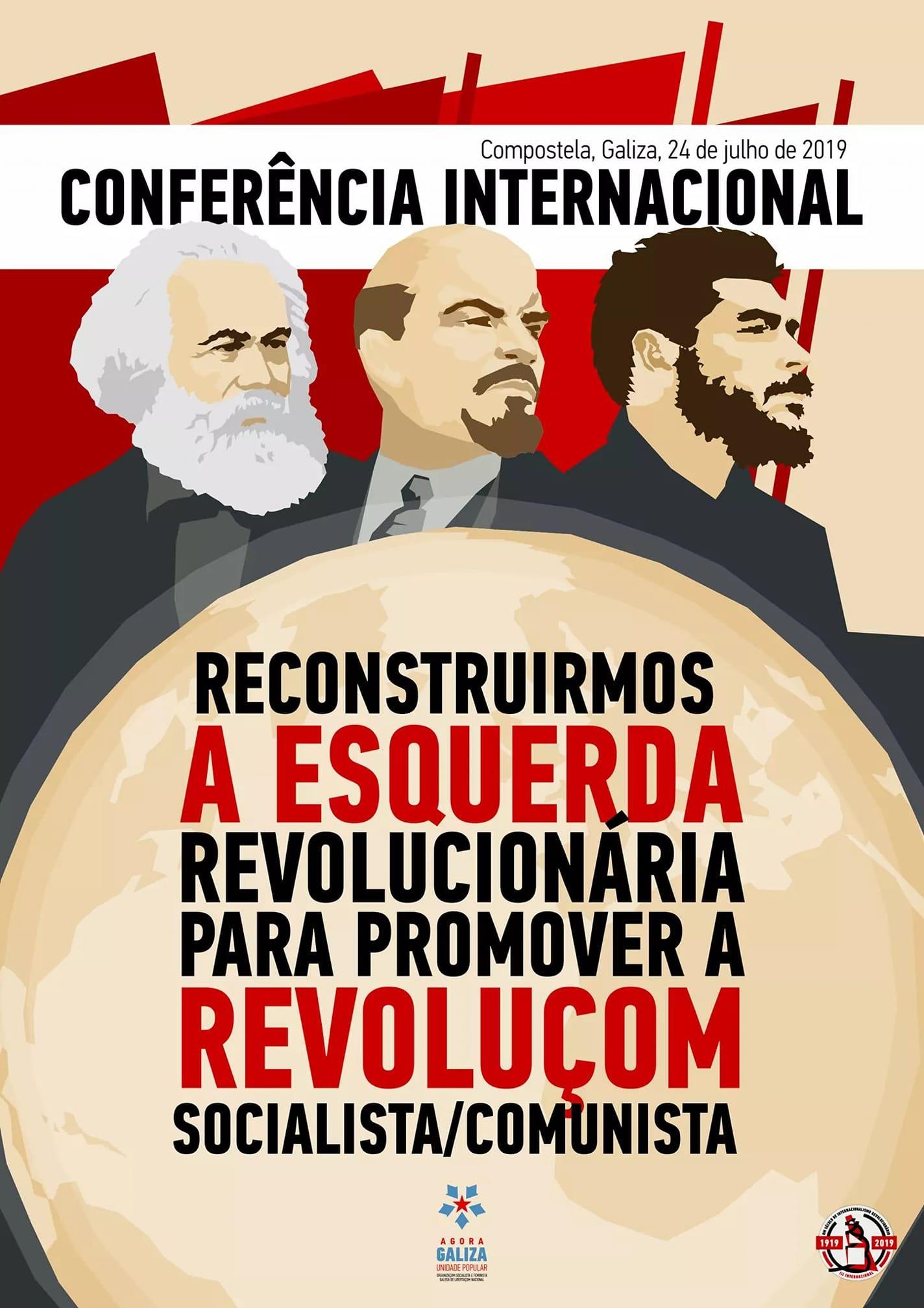 Declaración Internacional: Por la reconstrucción del movimiento revolucionario socialista/comunista