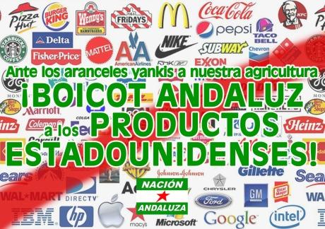 boicot productos EEUU