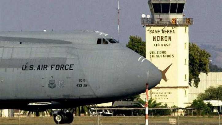 Morón-US Air Force