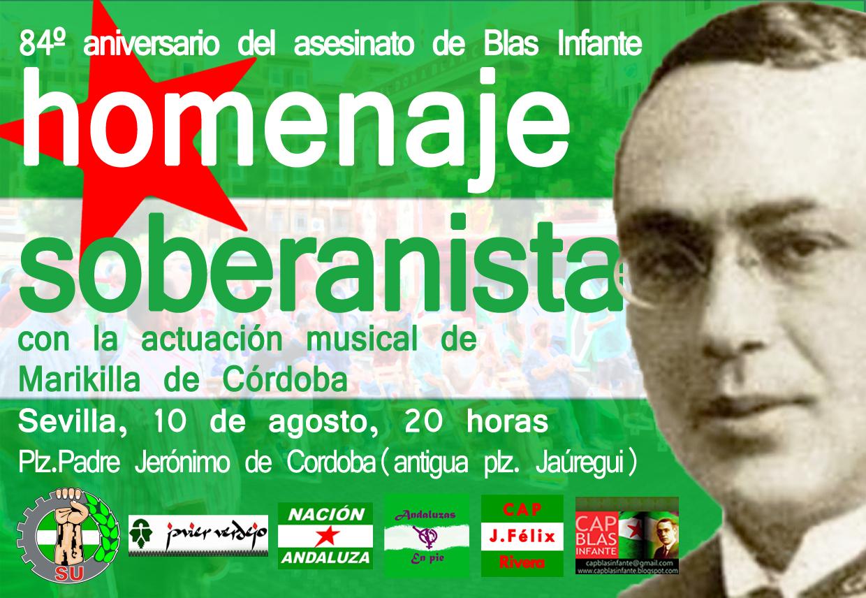 Sevilla, 10 de agosto, 20 horas