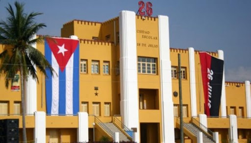 Cuartel Moncada socialista