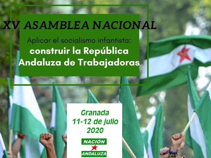 XV Asamblea Nacional NA mod