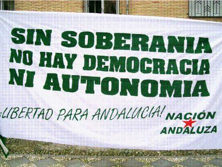 Para Nación Andaluza necesitamos soberanía con los más altos niveles de eficacia para combatir la pandemia no limitaciones estatales