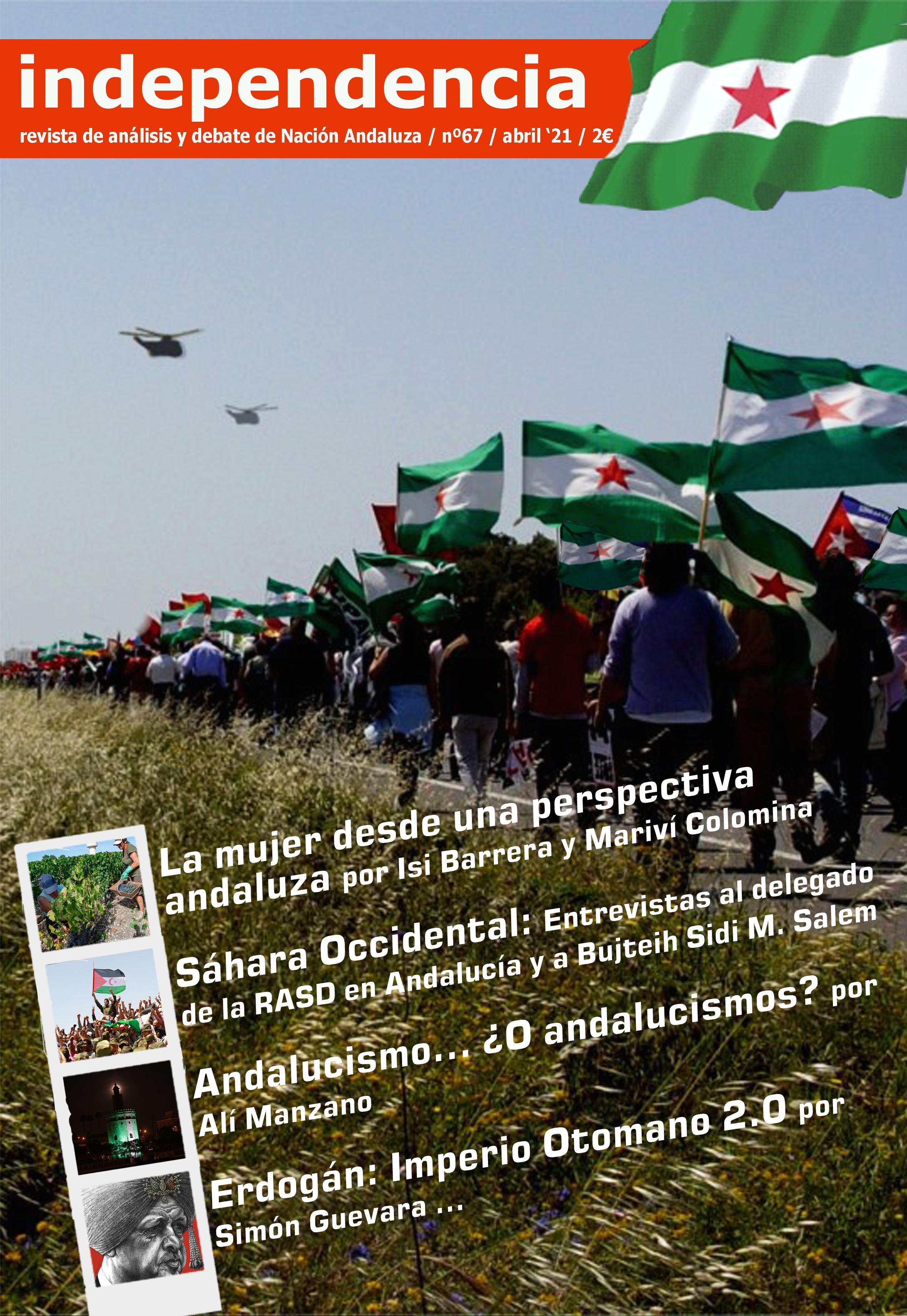 Ya está disponible el nuevo número de nuestra revista Independencia N°67